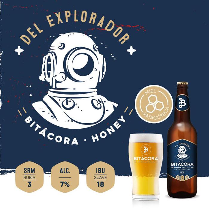 """Bitácora"""" hace su debut en los festivales cerveceros"""
