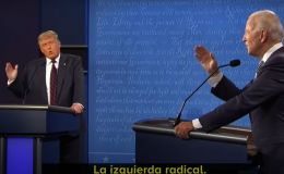 Trump-Biden: Caótico primer debate