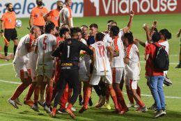 Boca Unidos y el primer batacazo de la Copa Argentina: Central out