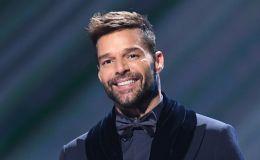 ¿Qué le pasó? La nueva cara de Ricky Martín provocó revuelo en redes