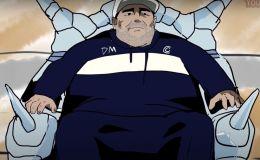 Maradona en animé