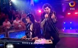"""MES CHARLY: Con Sabina en """"La noche del 10"""" (2005)"""