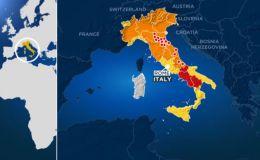 Más restricciones en Europa por el COVID